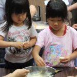 7月ホットケーキ作り