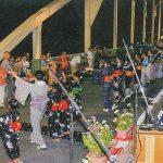 復活になった盆踊り平成22年9月
